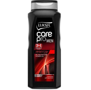 Luksja – żel pod prysznic Care Pro Men Energy (500 ml)
