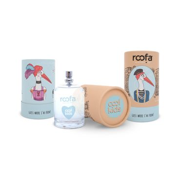 Roofa Cool Kids France Girl woda toaletowa spray 100ml