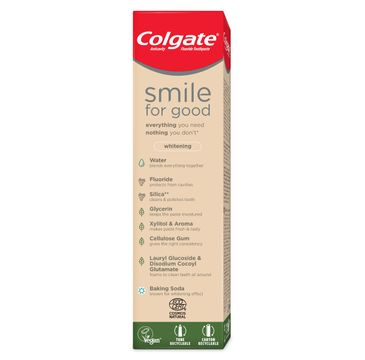 Colgate Smile for Good Whitening - pasta do zębów (75 ml)