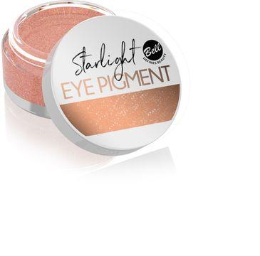 Bell Starlight Eye Pigment - Sypki cień do powiek nr 04 Copper 1 szt