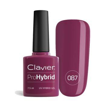 Clavier – ProHybrid lakier hybrydowy do paznokci 087 (7.5 ml)