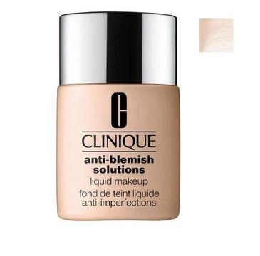 Clinique Anti-Blemish Solutions Liquid Makeup – lekki podkład do cery problematycznej CN 15 Fresh Cream Chamois (30 ml)