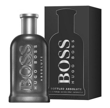 Hugo Boss – woda perfumowana spray Bottled Absolute (200 ml)