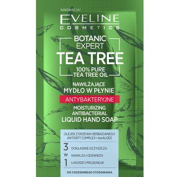 Eveline – Nawilżające mydło w płynie antybakteryjne (75 ml)
