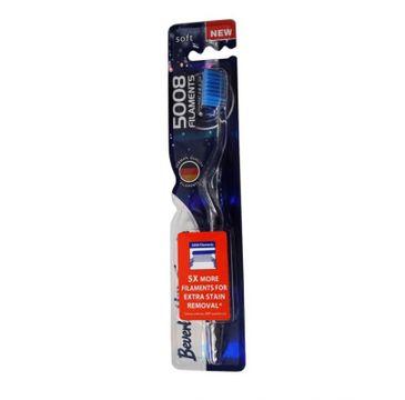 Beverly Hills – Formula 5008 Filament Multi-Colour Toothbrush szczoteczka do zębów Soft (1szt.)