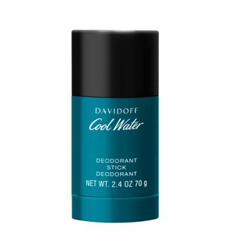 Davidoff – Cool Water Men dezodorant sztyft (70 g)