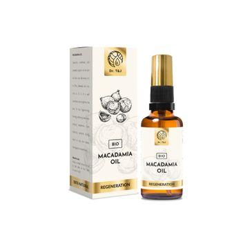 Dr. T&J Makadamia Oil naturalny olej makadamia BIO (50 ml)