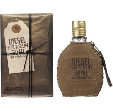 Diesel – Fuel For Life for Men woda toaletowa spray (50 ml)