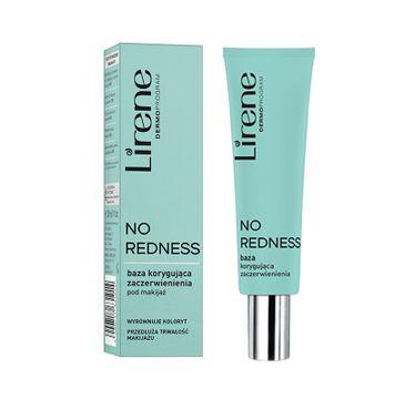 Lirene No Redness baza korygująca zaczerwienienia pod makijaż (30 ml)