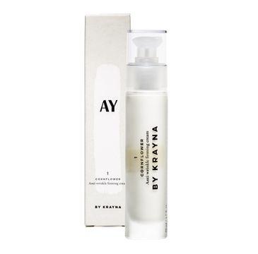 KRAYNA – Ay 1 Cornflower Anti Wrinkle Firming Cream przeciwzmarszczkowy ujędrniający krem do twarzy z chabrem (50 ml)