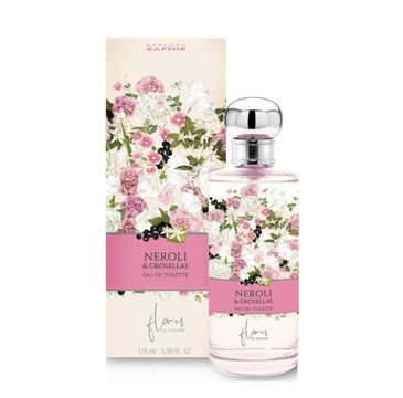 Flores de Saphir Neroli & Grosellas – woda toaletowa spray (175 ml)