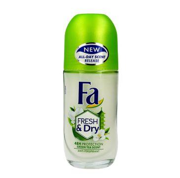 Fa Fresh & Dry Green Tea dezodorant w kulce przyjazny dla skóry 50 ml