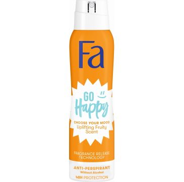 Fa Go Happy Anti-Perspirant antyperspirant w sprayu (150 ml)