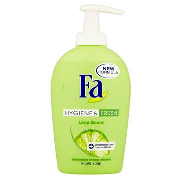Fa Hygiene & Fresh Lime Scent Liquid Soap mydło w płynie 250ml