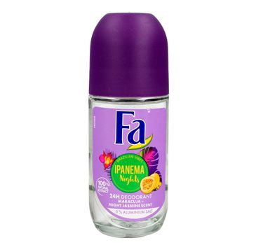 Fa Ipanema Nights dezodorant roll-on damski 50 ml