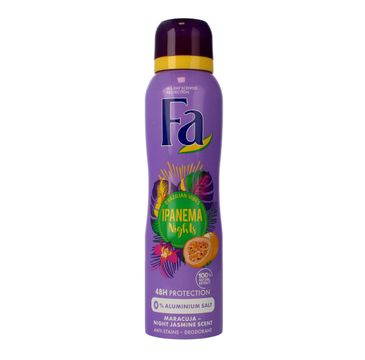 Fa Ipanema Nights dezodorant spray damski 150 ml