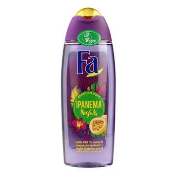 Fa Ipanema Nights żel pod prysznic odświeżający dla kobiet 250 ml