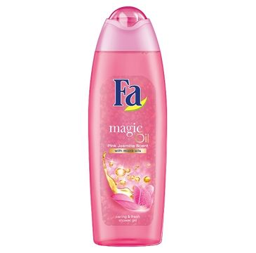 Fa Magic Oil Shower Gel żel pod prysznic z mikroolejkami Pink Jasmine 750ml