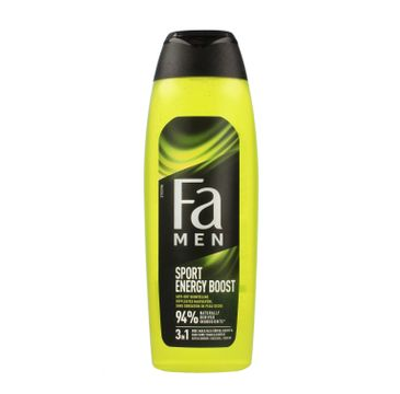 Fa Men Energy Boost żel pod prysznic (750 ml)