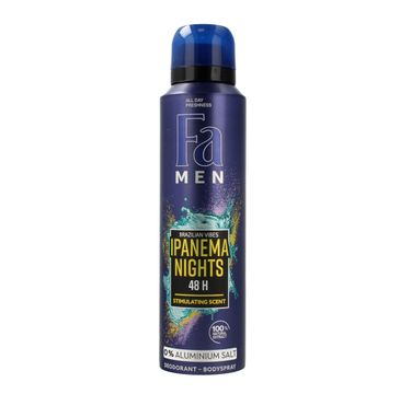 Fa Men Ipanema Nights dezodorant spray męski 150 ml