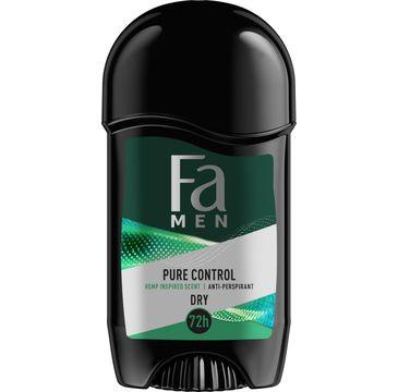 Fa Men Pure Control Hemp Dezodorant sztyft 72H (50 ml)