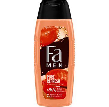 Fa Men Pure Relax Żel pod prysznic 2w1 (400 ml)