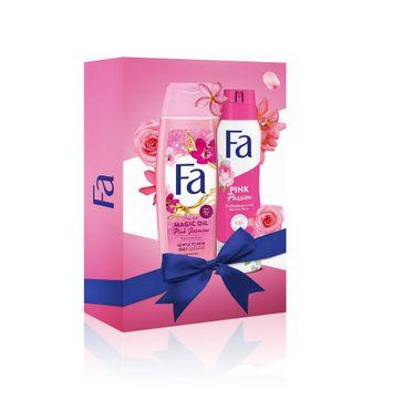 Fa Pink Jasmine zestaw żel pod prysznic 250ml + dezodorant w sprayu 150ml