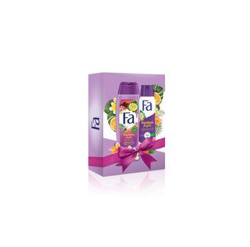 Fa Zestaw prezentowy Ipanema Night Żel pod prysznic 250ml+ Dezodorant spray 150ml (1 szt.)
