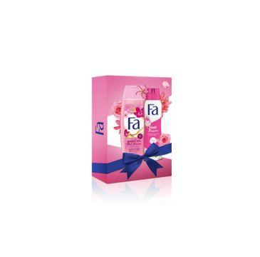 Fa Zestaw prezentowy Pink Jaśmin Żel pod prysznic 250ml+Dezodorant spray 150ml (1 szt.)