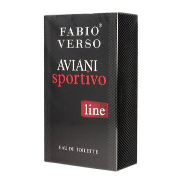 Fabio Verso Aviani Sportivo woda toaletowa 100 ml