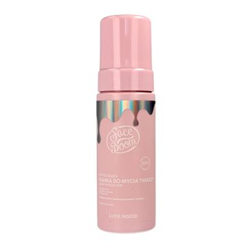 FaceBoom – Pianka do mycia twarzy (150 ml)
