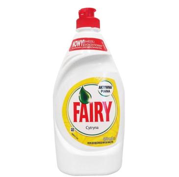 Fairy Płyn do mycia naczyń Lemon (450 ml)