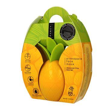 Fancy Handy maseczka do twarzy ananasowa każdy rodzaj cery 30 ml