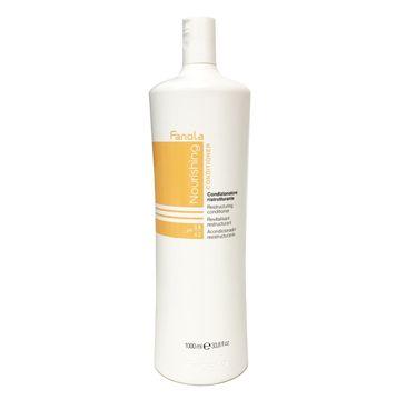 Fanola – Nourishing Restructuring Conditioner odżywka rekonstruująca do włosów suchych i łamliwych (1000 ml)