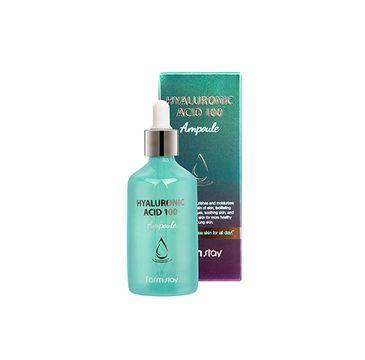 Farm Stay – Hyaluronic Acid 100 ampułka do twarzy z kwasem hialuronowym (100 ml)