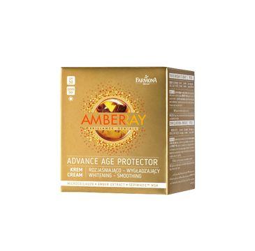 Amberray krem na dzień rozjaśniająco-wygładzający 50 ml