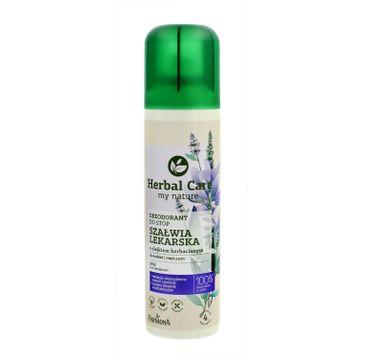 Herbal Care Dezodorant do stóp Werbena 8w1 (150 ml)