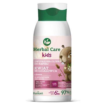 Herbal Care – Dwufazowa Oliwka do kąpieli (300 ml)