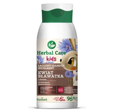 Herbal Care – Kids Łagodny szampon micelarny (300 ml)