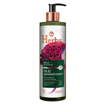 Farmona Herbs Multi szampon Olej Amarantusowy (400 ml)