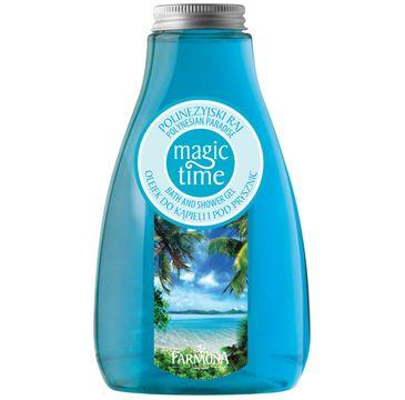 Magic Time Polinezyjski Raj olejek do kąpieli i pod prysznic 425 ml