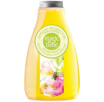 Magic Time Wiosenne Przebudzenie olejek do kąpieli i pod prysznic 425 ml