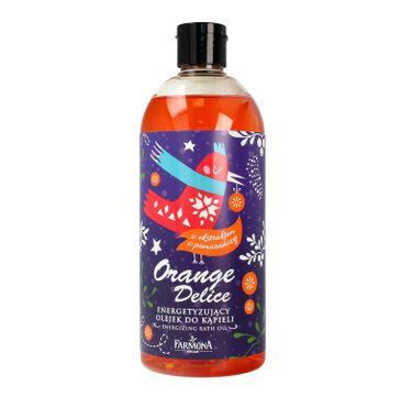 Farmona Olejek do kąpieli energetyzujący Orange Delice- wersja świąteczna 500 ml