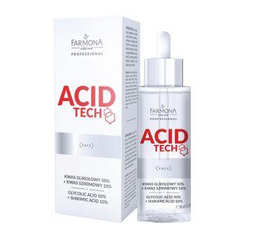 Farmona Professional – Acid Tech kwas glikolowy 50% + kwas szikimowy 10% (30 ml)