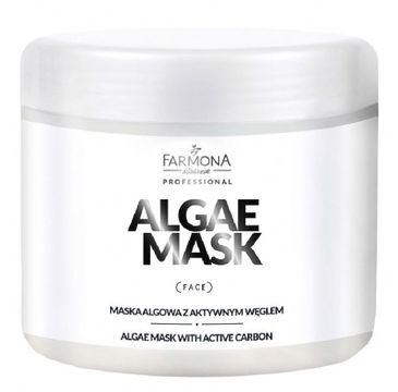 Farmona Professional – Algae Mask maska algowa z aktywnym węglem (500 ml)