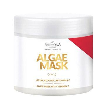 Farmona Professional – Algae Mask maska algowa z witaminą C (500 ml)