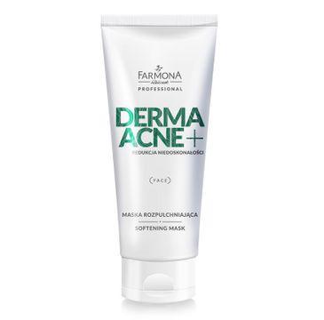 Farmona Professional – Dermaacne+ maska rozpulchniająca (200 ml)