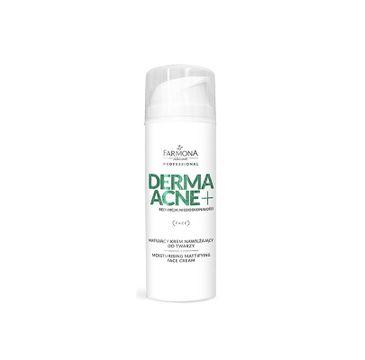 Farmona Professional – Dermaacne+ matujący krem nawilżający do twarzy (150 ml)