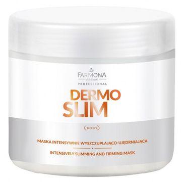 Farmona Professional – Dermo Slim maska intensywnie wyszczuplająco-ujędrniająca (500 ml)
