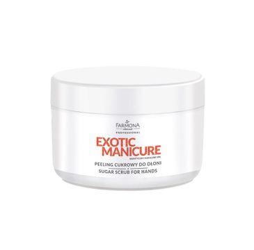 Farmona Professional – Exotic Manicure cukrowy peeling do dłoni (300 g)